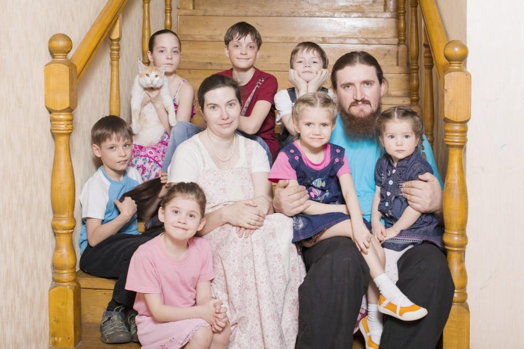 Документы для получения статуса многодетной семьи