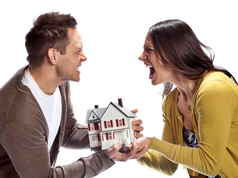 Раздел имущества после развода машина