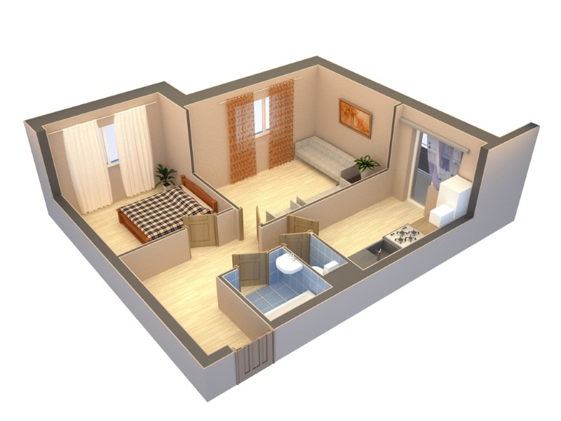 Сколько стоит узаконить перепланировку в квартире?