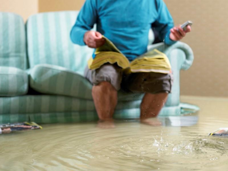 Составляем акт о затоплении квартиры.