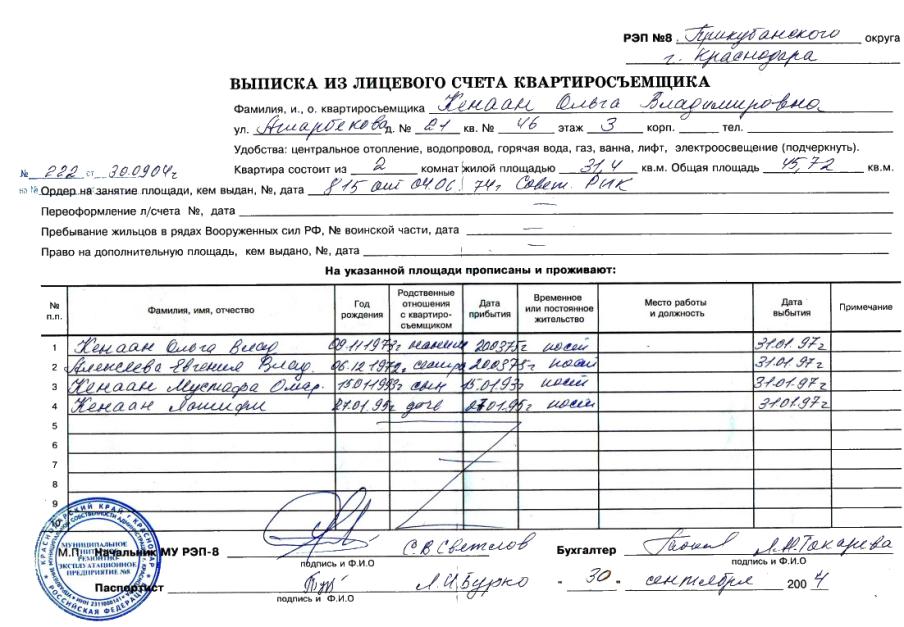 Исковое заявление на раздел лицевых счетов фонд капитального ремонта