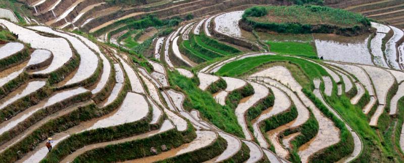 Фотография китайского пейзажа