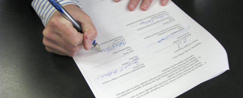 заявление об утере договора купли продажи образец