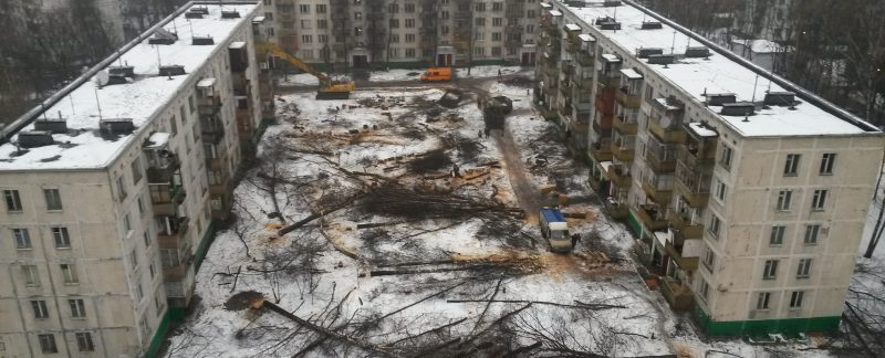 Последствия намеренного ухудшения жилищных условий.