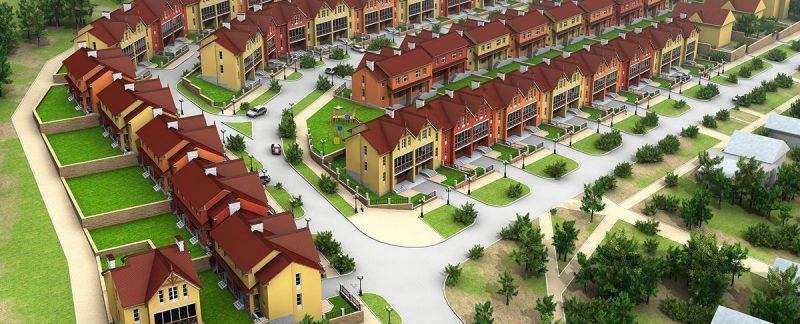 Как оформить в собственность дом блокированной застройки?