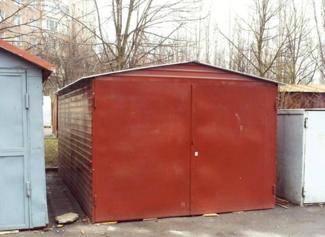 Сэндвич гараж екатеринбург
