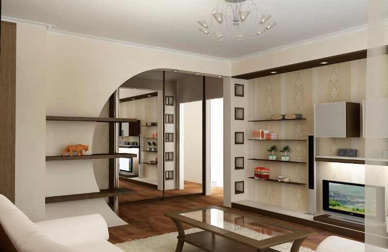 Изображение - Нюансы проведения перепланировки в ипотечной квартире pereplanirovka-Custom